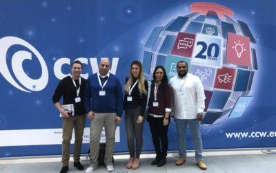 PCS bezoekt CCW 2018 in Berlijn
